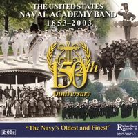 USNI Music CD - USNA Band