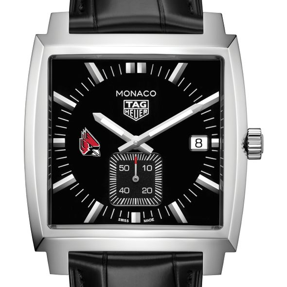 Ball State TAG Heuer Monaco with Quartz Movement for Men - Image 1