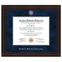 SMU Excelsior Diploma Frame Masters/Ph.D.