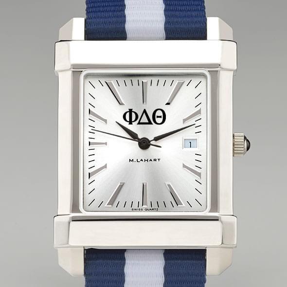 Phi Delta Theta Men's Collegiate Watch w/ NATO Strap