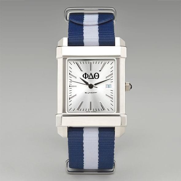 Phi Delta Theta Men's Collegiate Watch w/ NATO Strap - Image 2