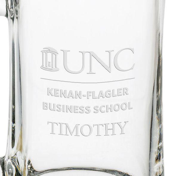 UNC Kenan-Flagler 25 oz Beer Mug - Image 3