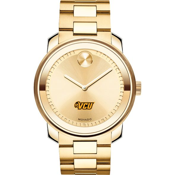 Virginia Commonwealth University Men's Movado Gold Bold - Image 2