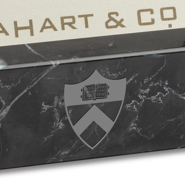 Princeton Marble Business Card Holder - Image 2