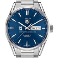 University of Missouri Men's TAG Heuer Carrera with Day-Date