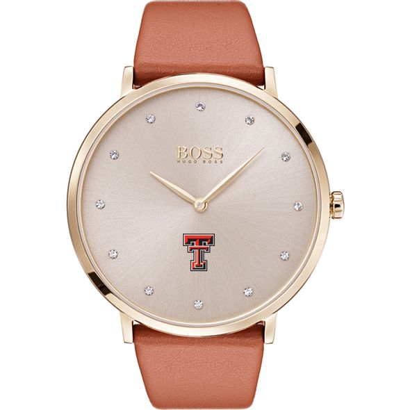 Texas Tech Women's BOSS Champagne with Leather from M.LaHart - Image 2