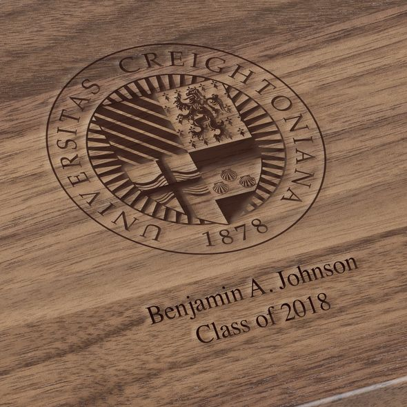 Creighton Solid Walnut Desk Box - Image 3