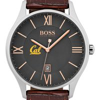 Berkeley Men's BOSS Classic with Leather Strap from M.LaHart