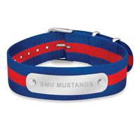 Southern Methodist University NATO ID Bracelet