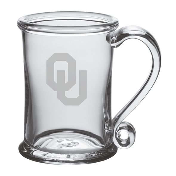 Oklahoma Glass Tankard by Simon Pearce