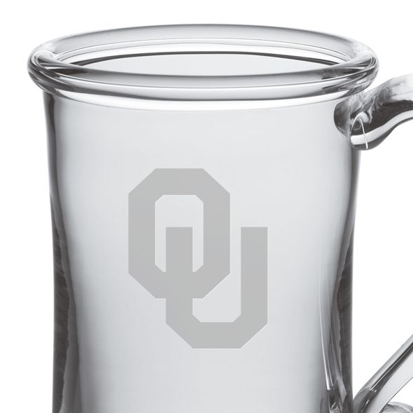 Oklahoma Glass Tankard by Simon Pearce - Image 2