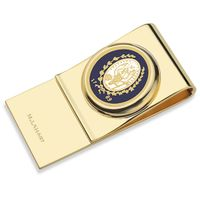 Georgetown University Enamel Money Clip