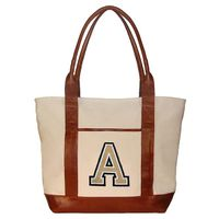 West Point Needlepoint Tote