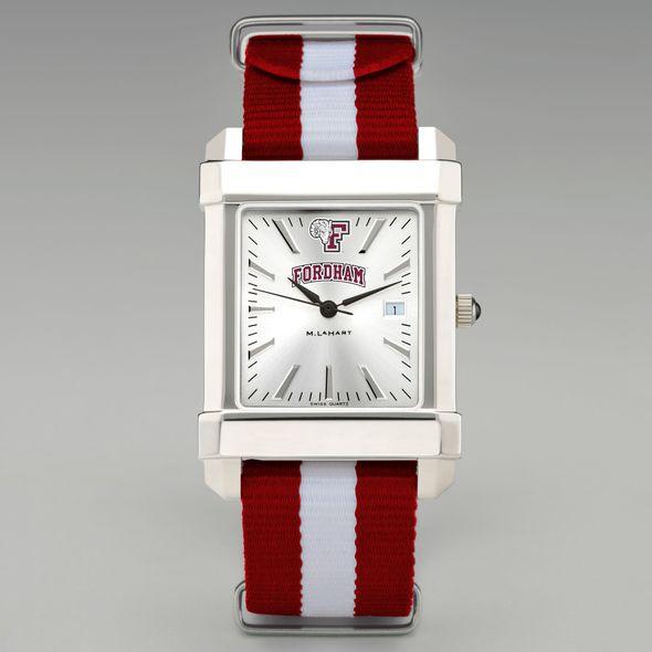 Fordham Collegiate Watch with NATO Strap for Men - Image 2