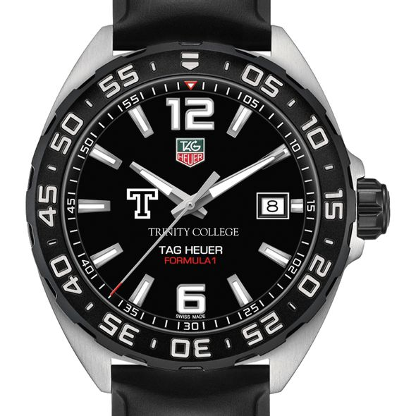 Trinity College Men's TAG Heuer Formula 1 with Black Dial