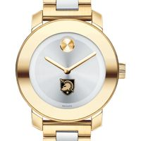West Point Women's Movado Two-Tone Bold