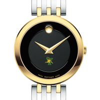 University of Vermont Women's Movado Esparanza Two-Tone Museum with Bracelet
