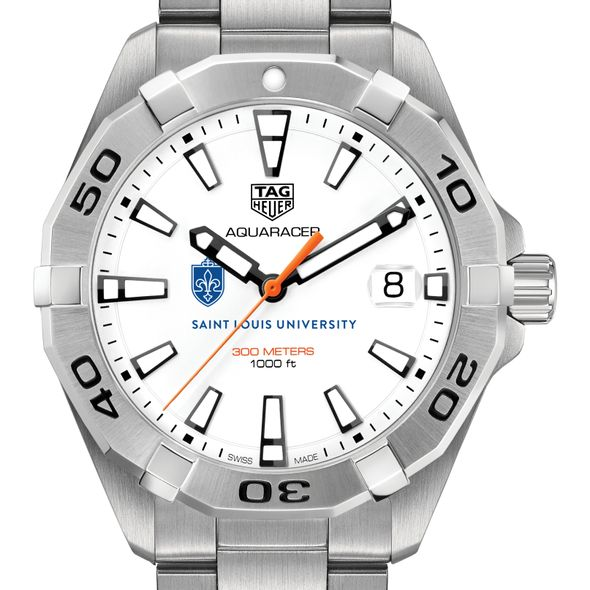 Saint Louis University Men's TAG Heuer Steel Aquaracer