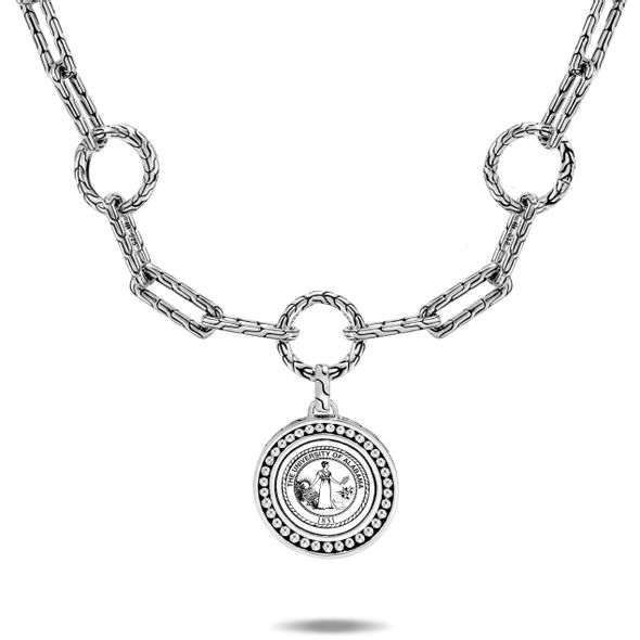 Alabama Amulet Necklace by John Hardy with Long Links and Three Connectors - Image 3