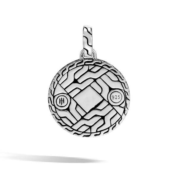 Alabama Amulet Necklace by John Hardy with Long Links and Three Connectors - Image 4