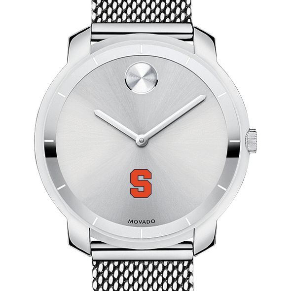 Syracuse University Women's Movado Stainless Bold 36