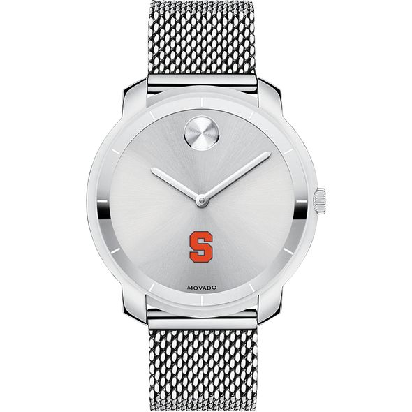 Syracuse University Women's Movado Stainless Bold 36 - Image 2