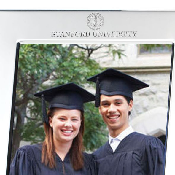 Stanford Polished Pewter 5x7 Picture Frame - Image 2