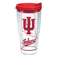 Indiana 24 oz. Tervis Tumblers - Set of 2