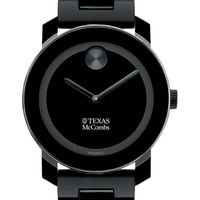 Texas McCombs Men's Movado BOLD with Bracelet