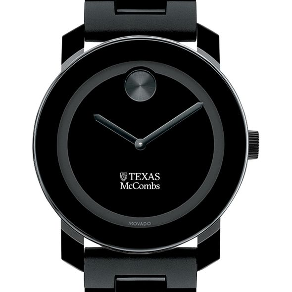 Texas McCombs Men's Movado BOLD with Bracelet - Image 1