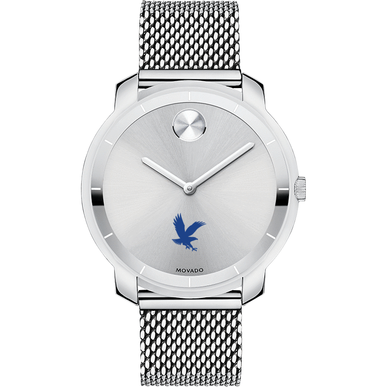 Embry-Riddle Women's Movado Stainless Bold 36 - Image 2