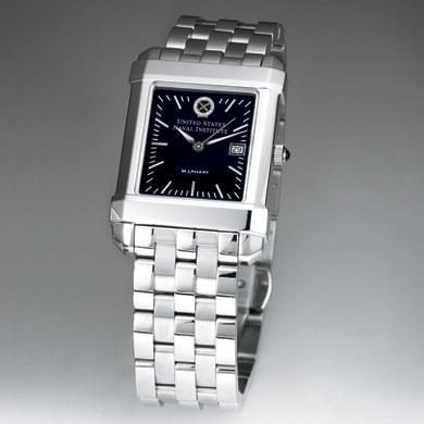 USNI Men's Black Quad Watch with Bracelet - Image 2