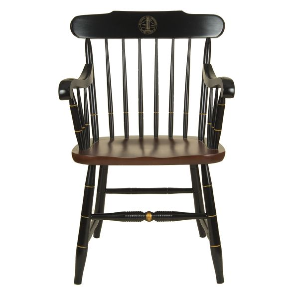 North Carolina State Captain's Chair by Hitchcock