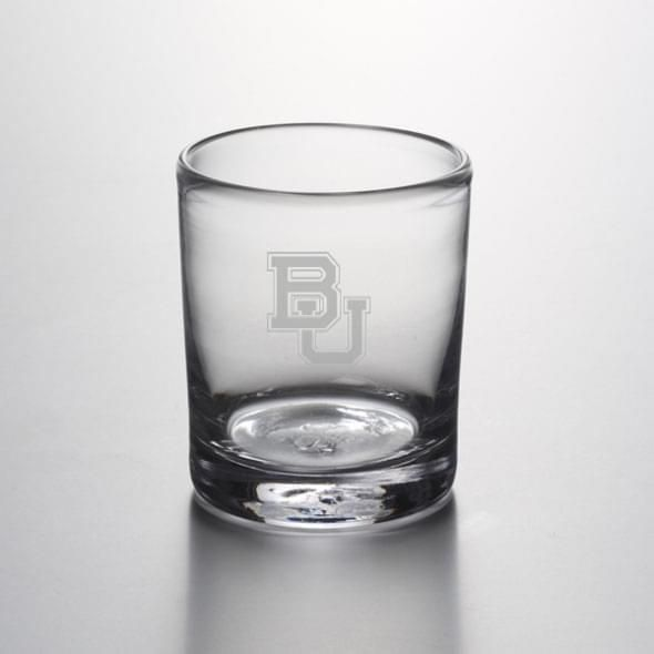 Baylor Double Old Fashioned Glass by Simon Pearce