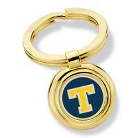 Trinity College Enamel Key Ring