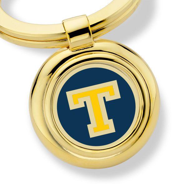 Trinity College Enamel Key Ring - Image 2