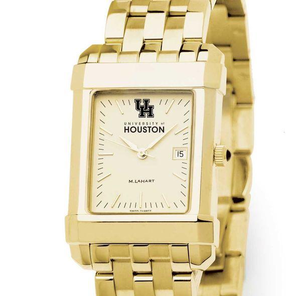 Houston Men's Gold Quad with Bracelet - Image 1