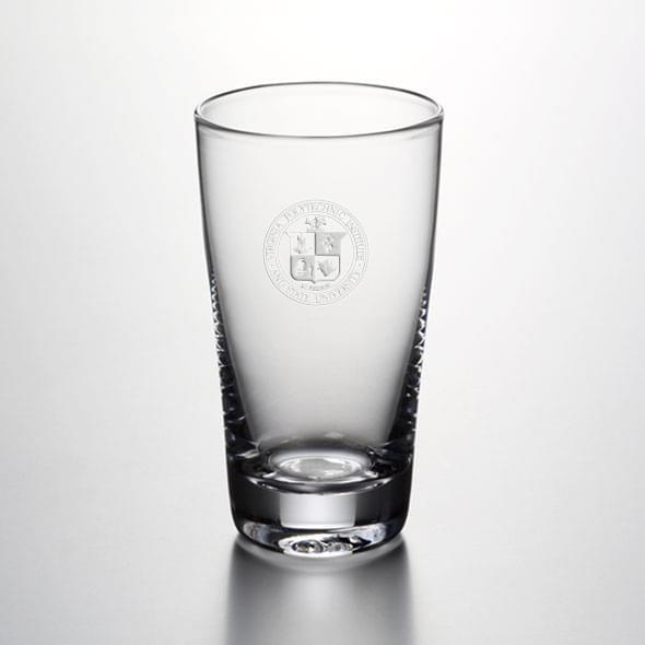 Virginia Tech Pint Glass by Simon Pearce - Image 2