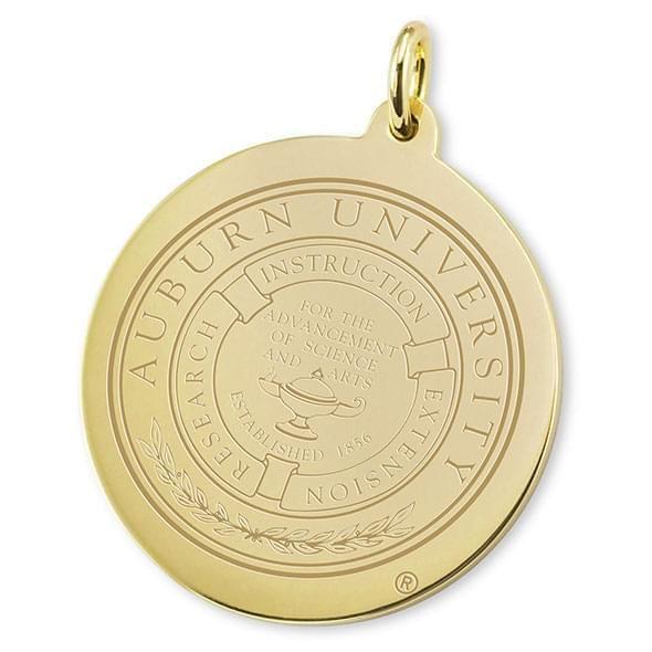 Auburn 14K Gold Charm - Image 2