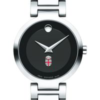Brown University Women's Movado Museum with Steel Bracelet