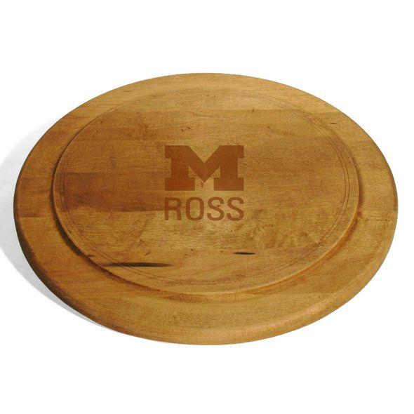 Michigan Ross Round Bread Server - Image 1