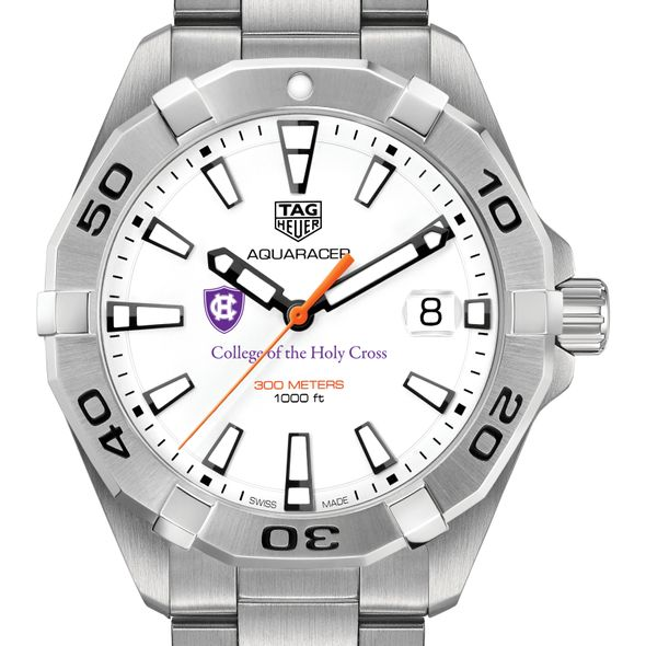 Holy Cross Men's TAG Heuer Steel Aquaracer
