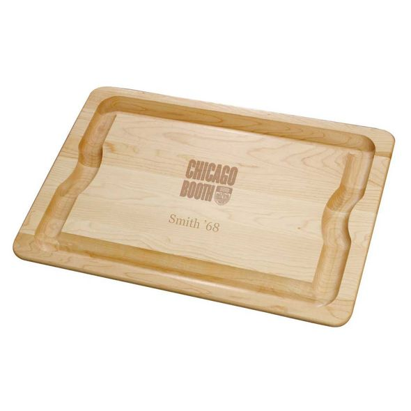 Chicago Booth Maple Cutting Board