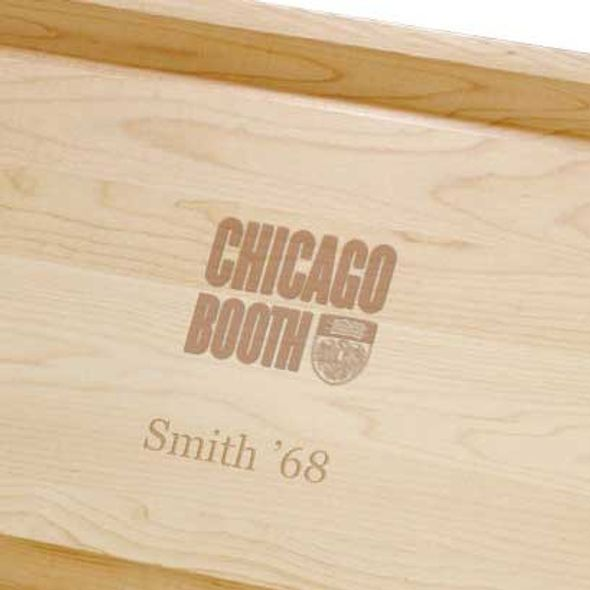 Chicago Booth Maple Cutting Board - Image 2