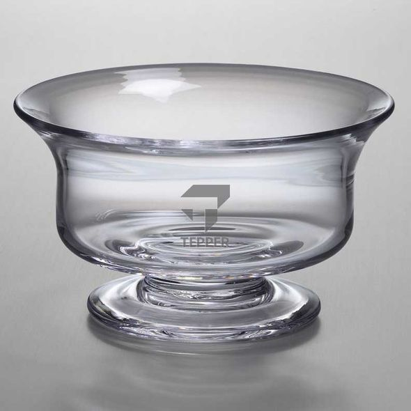 Tepper Simon Pearce Glass Revere Bowl Med - Image 1
