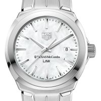 Texas McCombs TAG Heuer LINK for Women