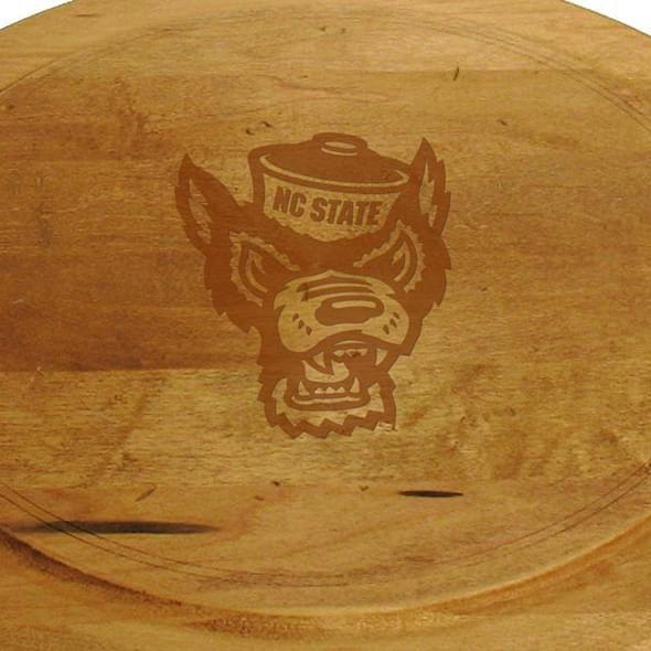NC State Round Bread Server - Image 2