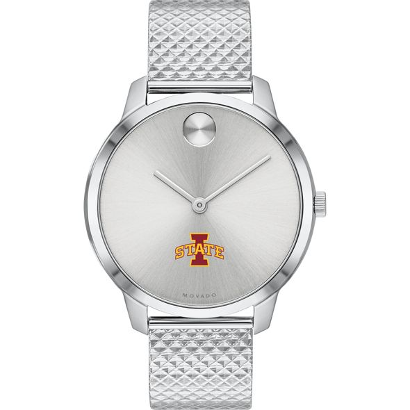 Iowa State University Women's Movado Stainless Bold 35 - Image 2