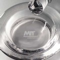 MIT Sloan Glass Wine Coaster by Simon Pearce - Image 2