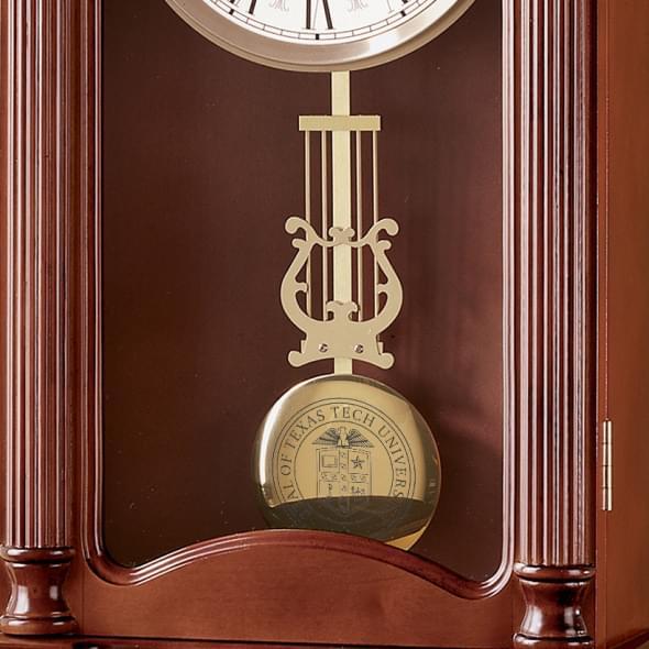 Texas Tech Howard Miller Wall Clock - Image 2